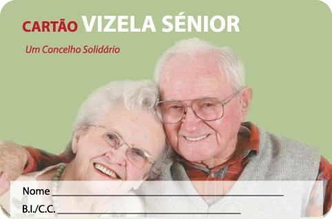 Cartão Vizela Sénior
