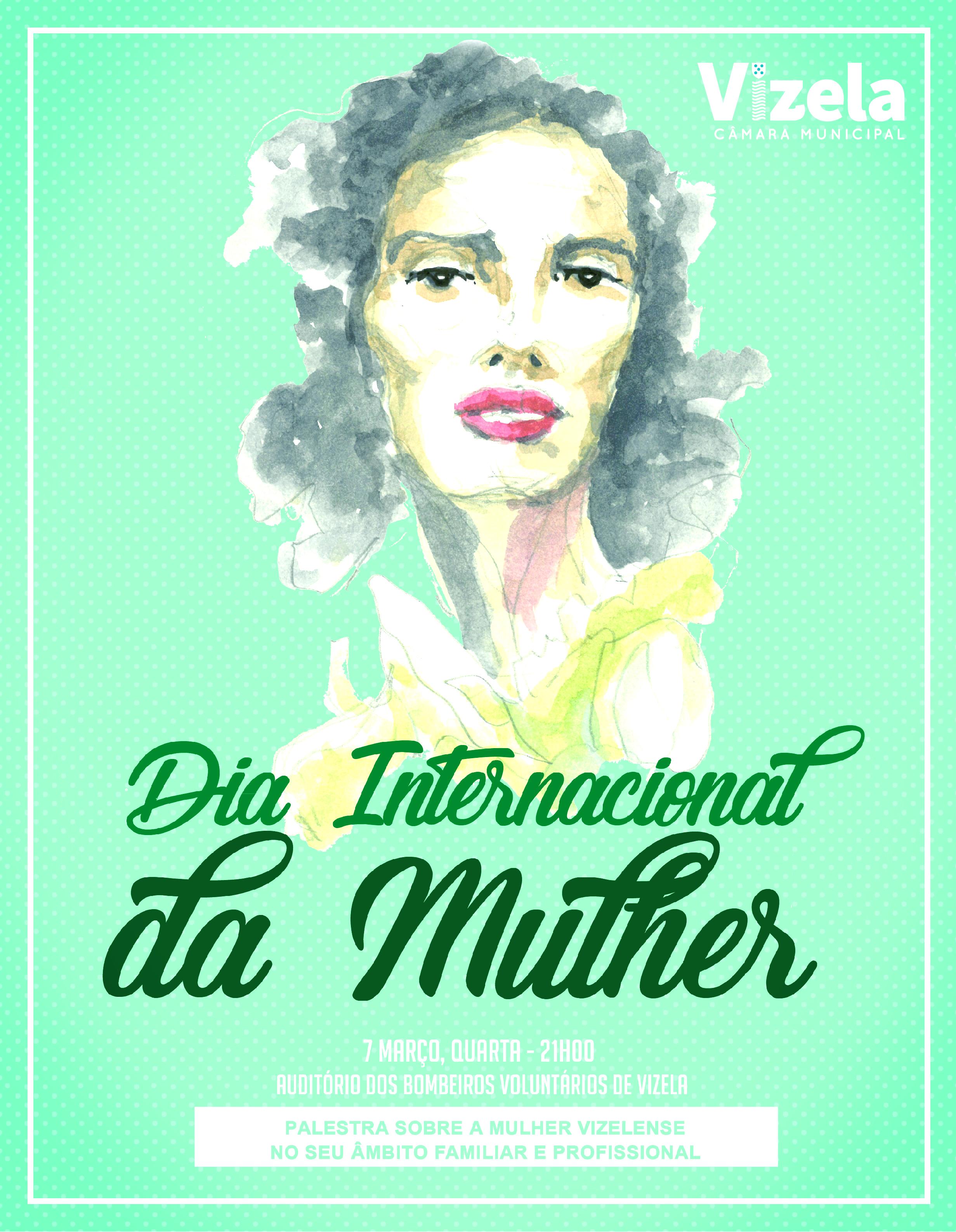 Palestra Dia Internacional da Mulher