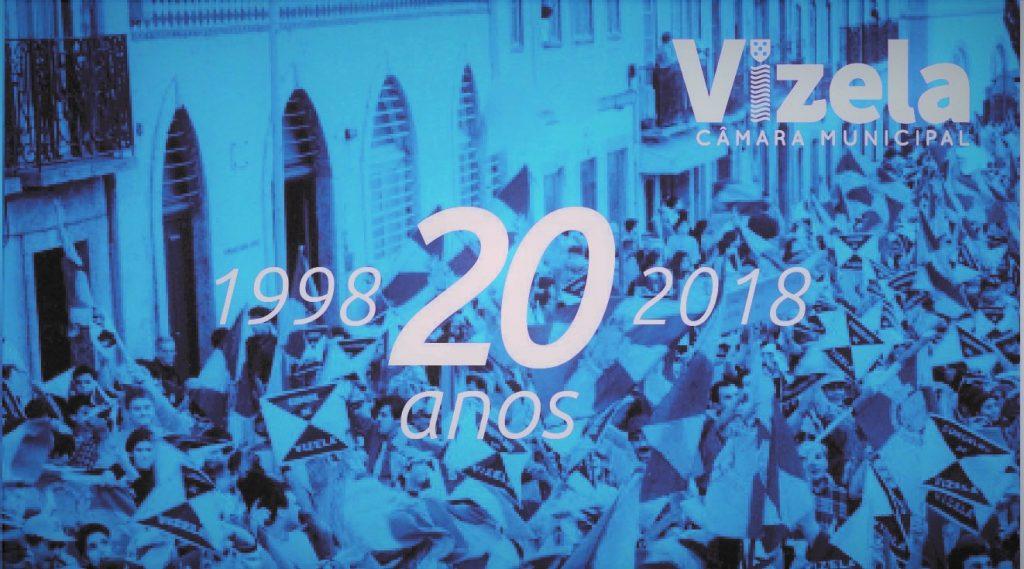 20.º aniversário do Município de Vizela
