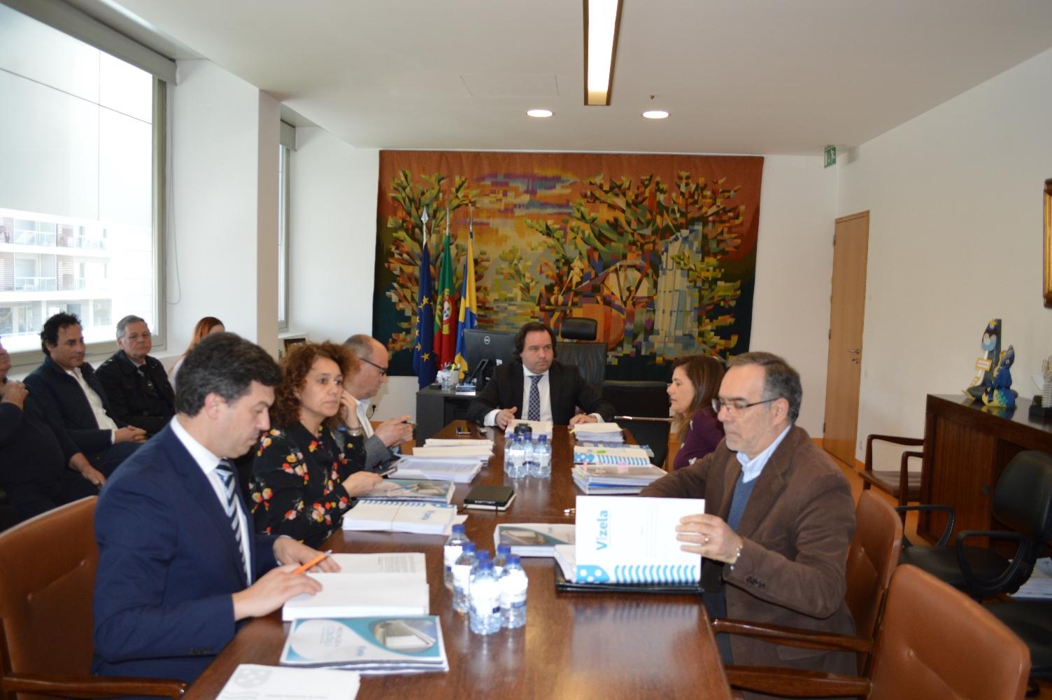 Executivo Municipal reúne dia 15.05.18