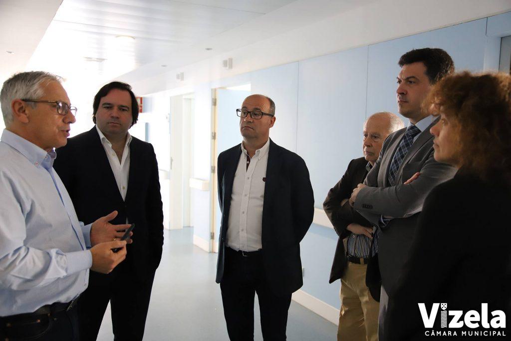 Executivo visitou instituições sociais