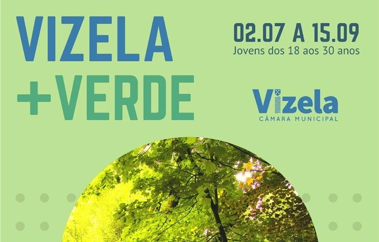Programa Voluntariado Jovem para a Natureza e Florestas 'Vizela + Verde'