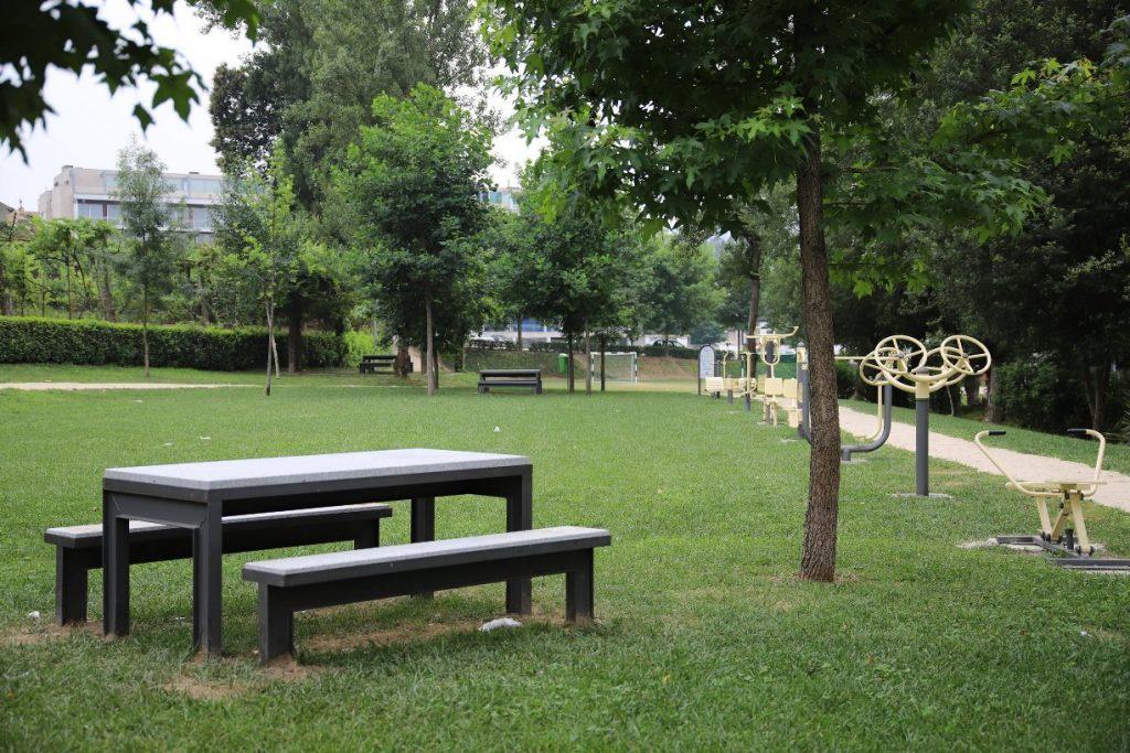 Inaugurado Parque de Lazer da Barrosa