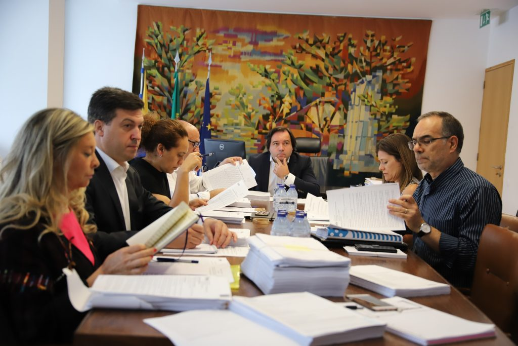 Executivo Municipal reúne dia 24.09.19