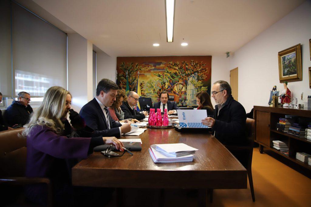 Executivo Municipal reúne dia 22.01.19