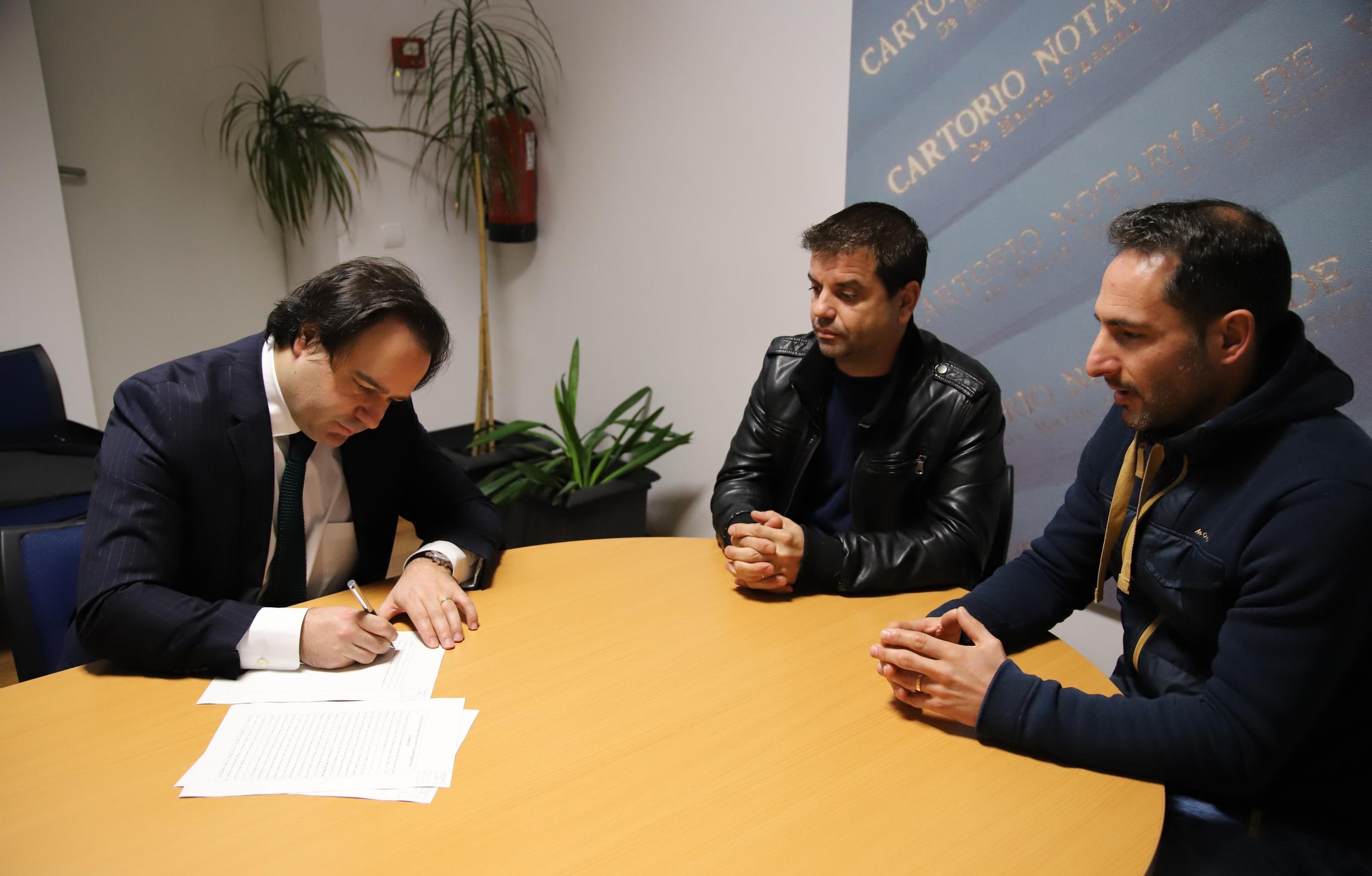 Autarquia assinou escritura de constituição do direito de superfície a favor do CCR Montesinhos