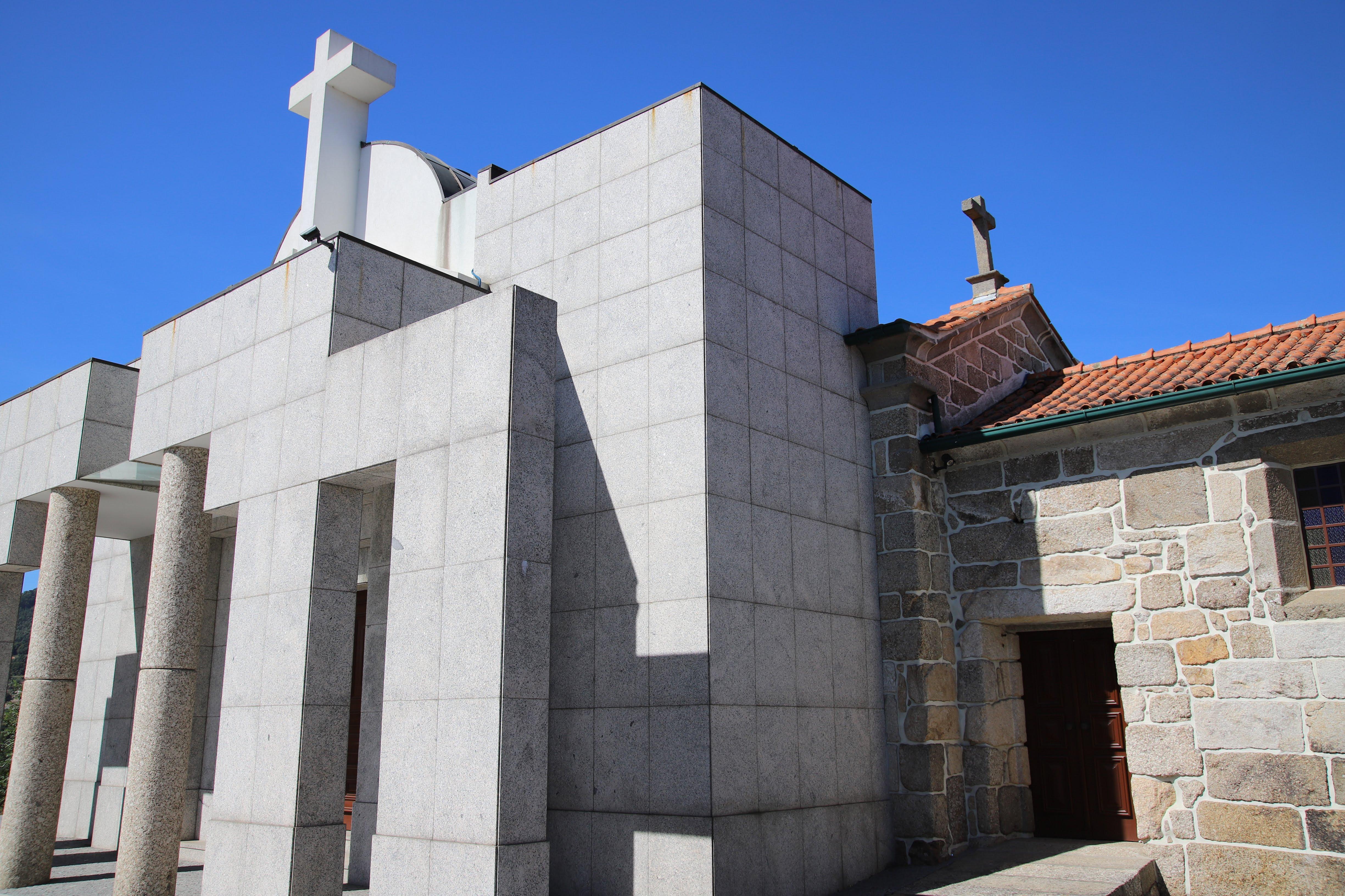 Executivo visita obras da Capela de S. Paio