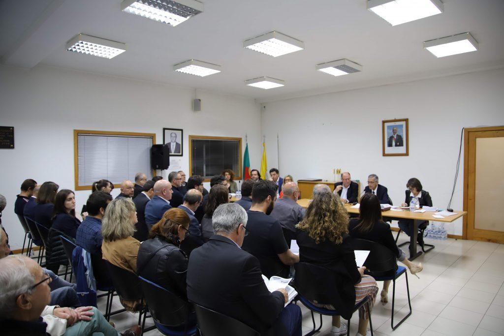Assembleia Municipal reúne dia 24 de junho