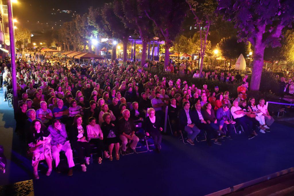 Apresentação do Festival da Francesinha