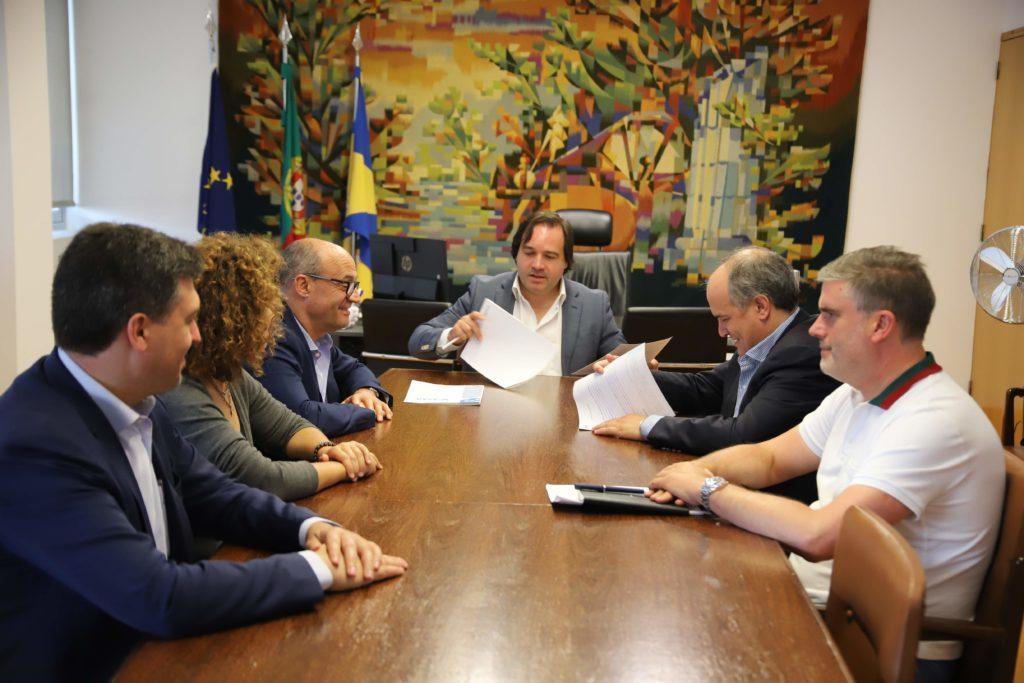 Câmara e Associação Desportivo Jorge Antunes assinaram contrato de comodato