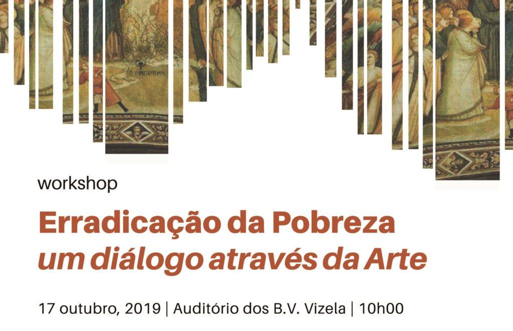 Câmara promove workshop 'Erradicação da Pobreza um Diálogo Através da Arte'