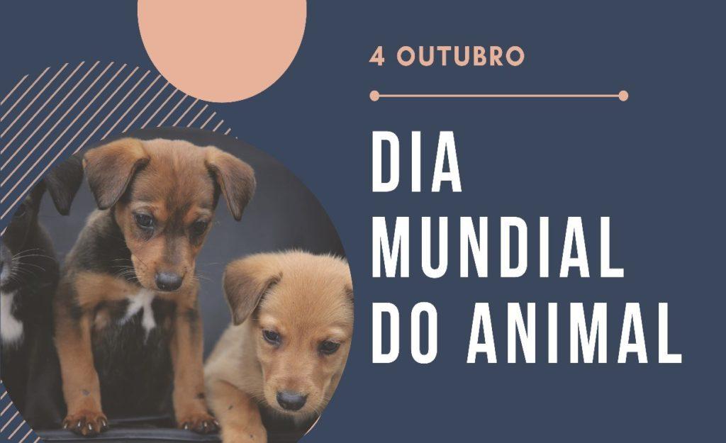 Comemoração do Dia Mundial do Animal