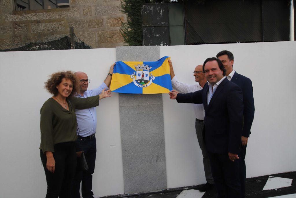 Câmara inaugurou novo parque de estacionamento no Fórum Vizela