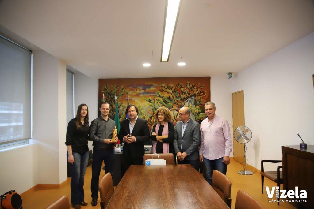 Câmara recebeu comitiva da Cidade Gaúcha do Paraná