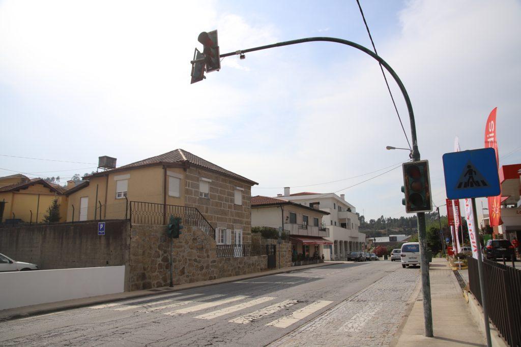 Semáforos de Vizela alvo de requalificação e manutenção