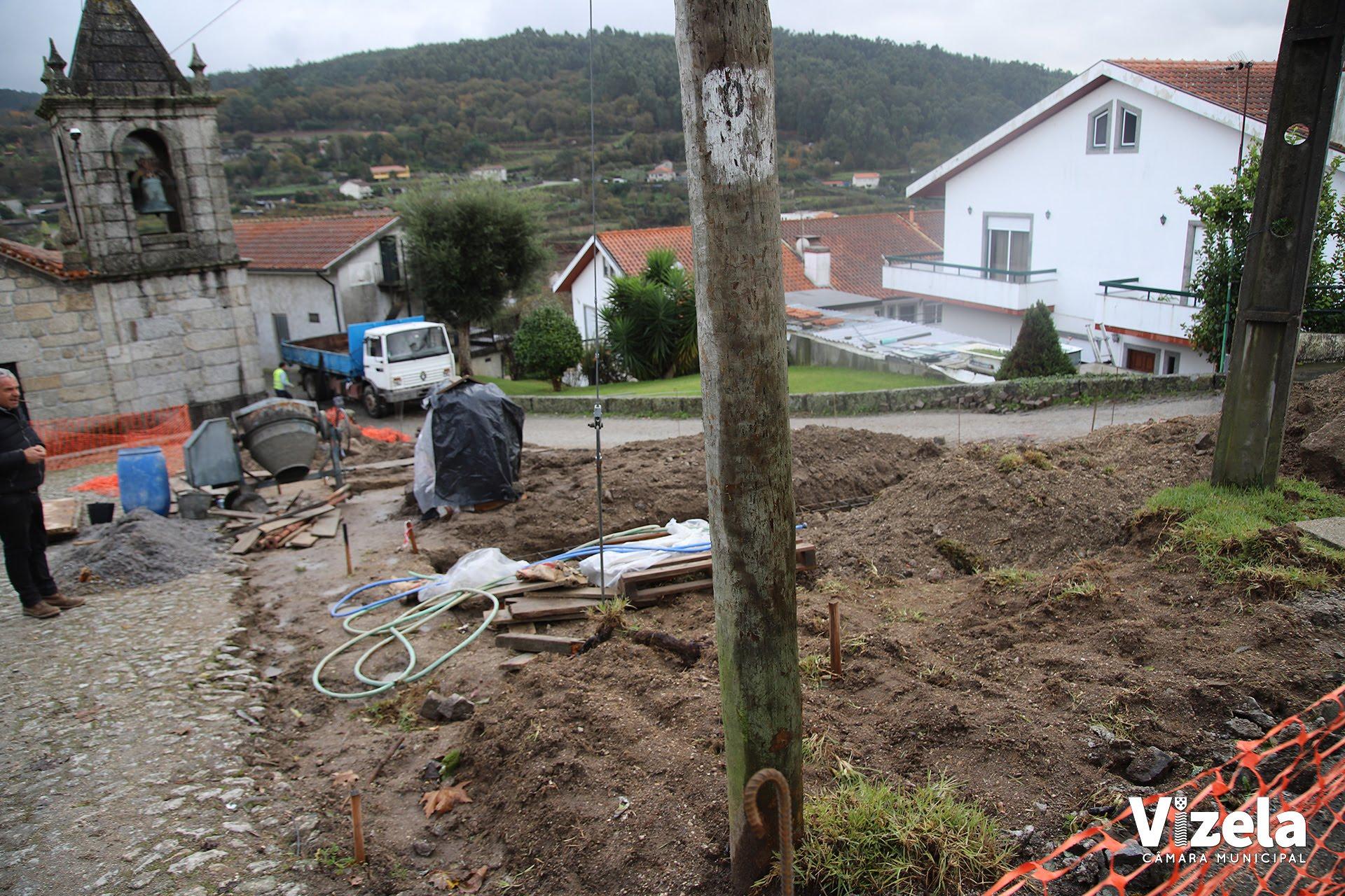 Executivo visita obras das ARUS nas freguesias