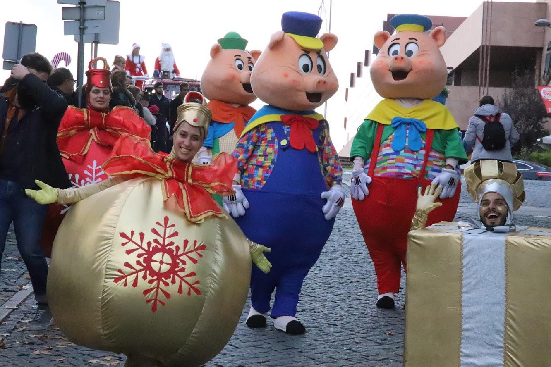 Pai Natal chega a 'Vizela Cidade Natal' no domingo