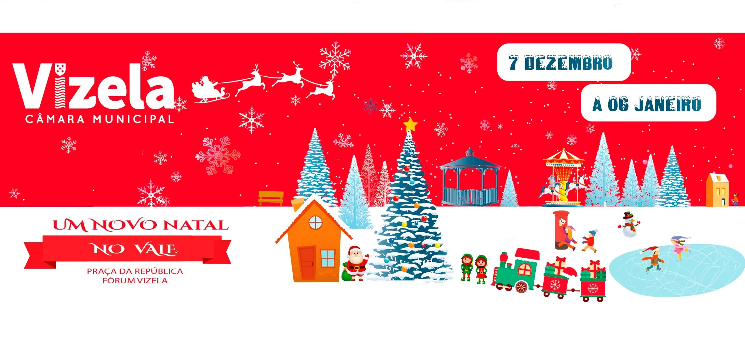 Vizela Cidade Natal abre as portas no próximo sábado