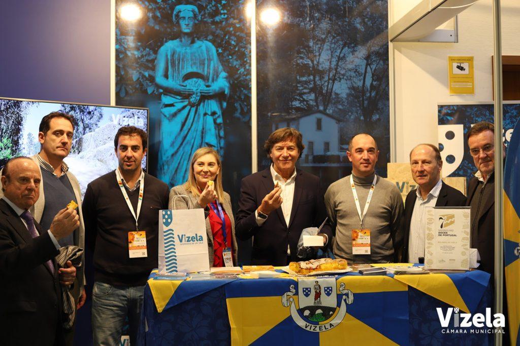 Vizela promoveu turismo na SPORTUR – Galiza