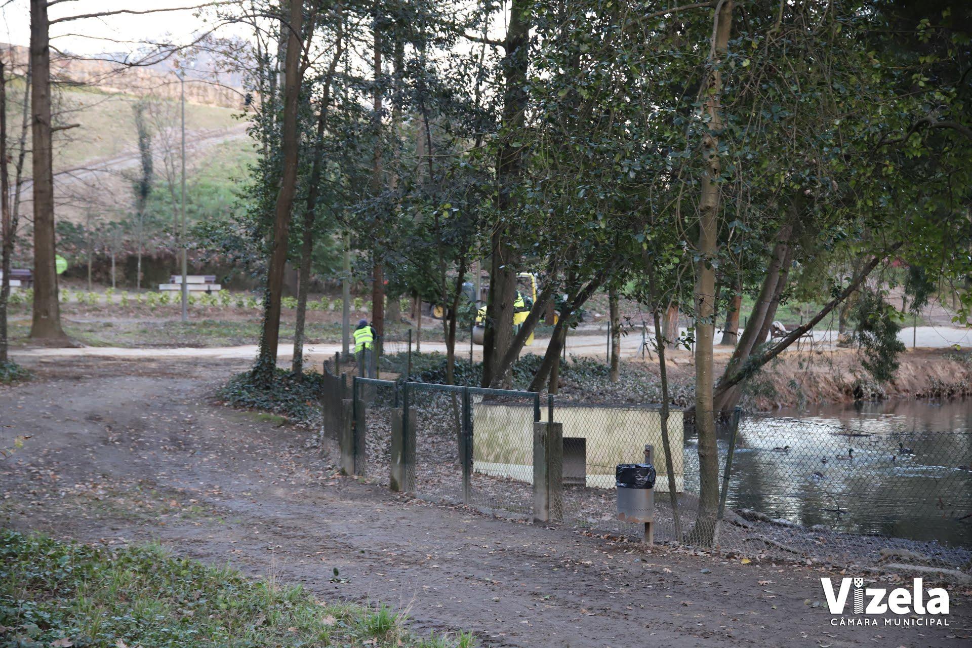 Executivo da Câmara Municipal visitou Parque das Termas