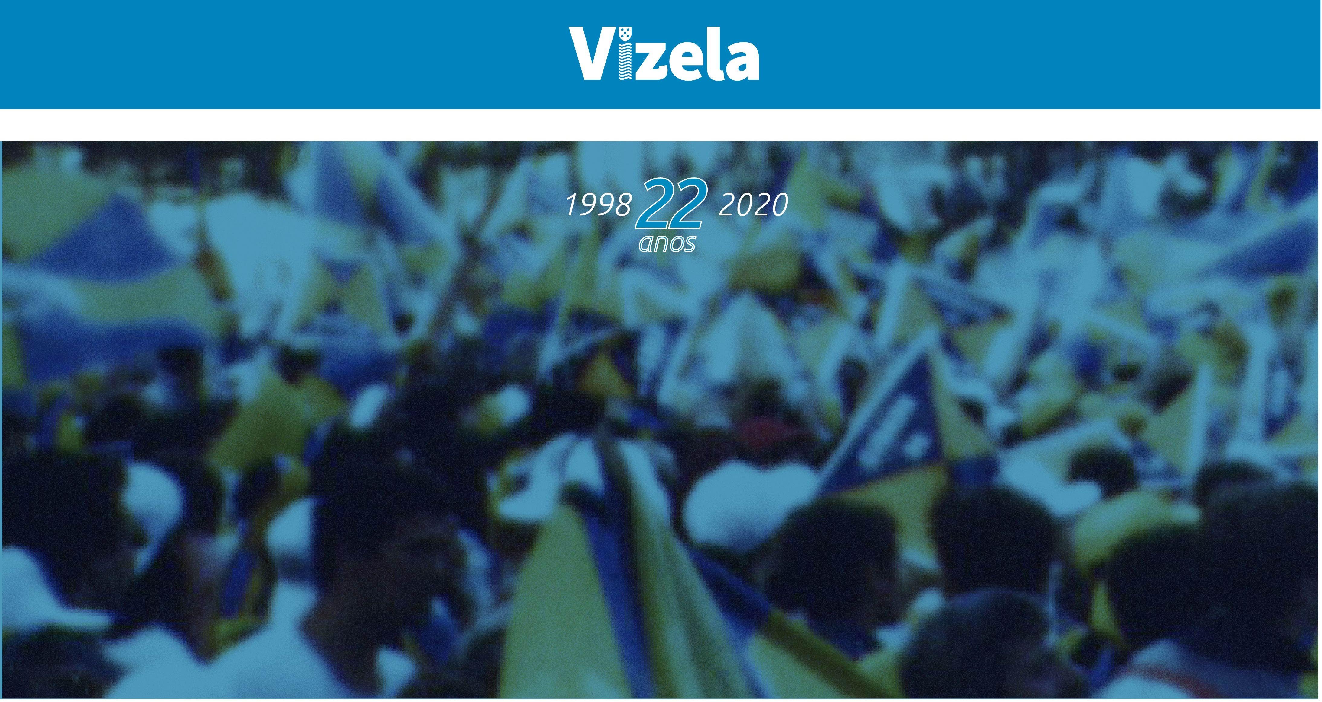 Apresentação do programa comemorativo do 22.º aniversário do Município de Vizela