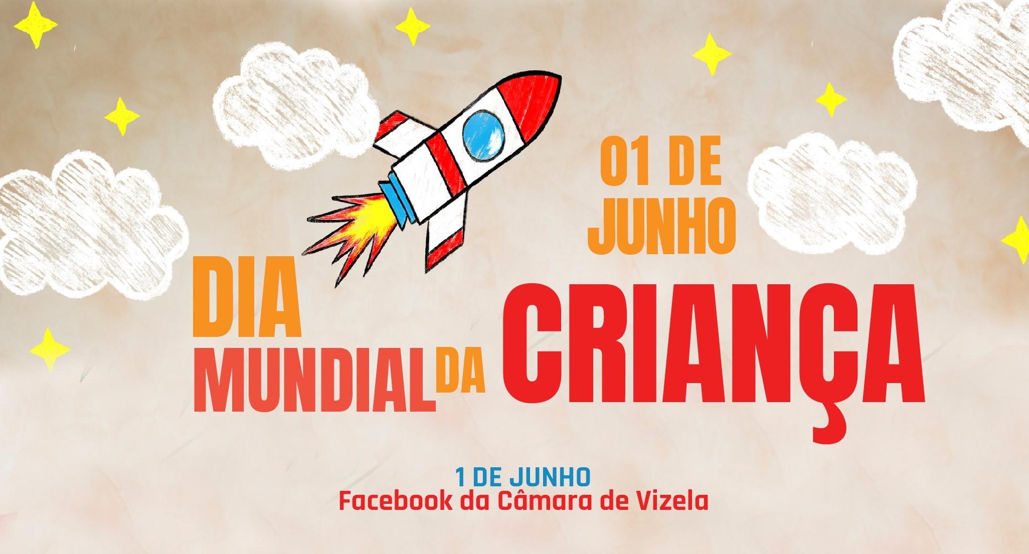 CÂMARA MUNICIPAL CELEBRA DIA MUNDIAL DA CRIANÇA COM PROGRAMA NO FACEBOOK
