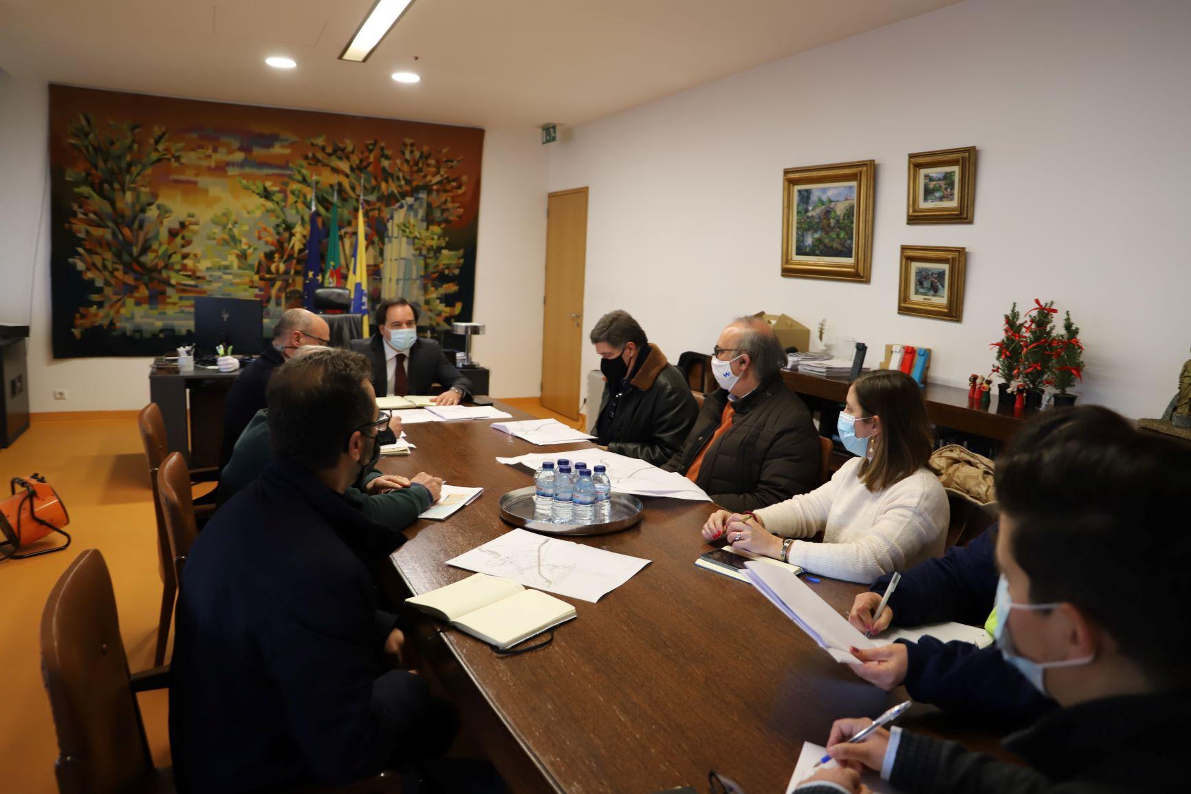 CÂMARA PREPARA INTERVENÇÕES NAS INFRAESTRUTURAS PARA OBRA DE REQUALIFICAÇÃO DA RUA DR. ABÍLIO TORRES