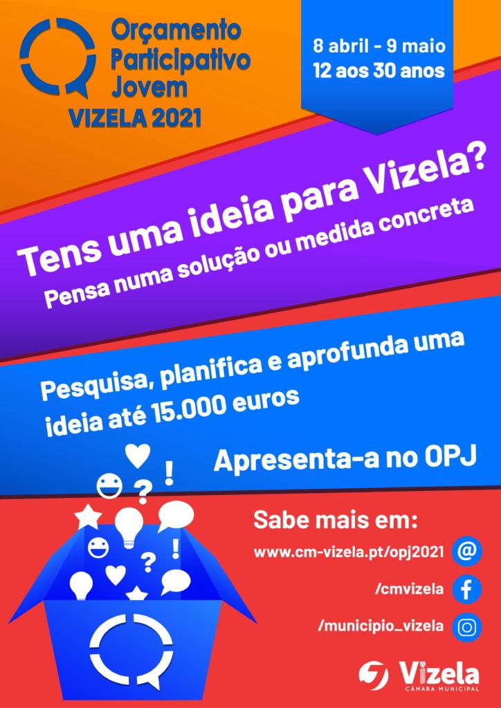 Orçamento Participativo Jovem 2021