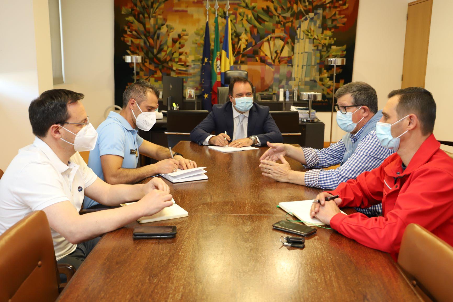 CÂMARA MUNICIPAL E CONFRARIA ACIONAM PLANO DE CONTINGÊNCIA PARA OS PRÓXIMOS DIAS 10 E 11 DE JULHO NO SANTUÁRIO DE S. BENTO
