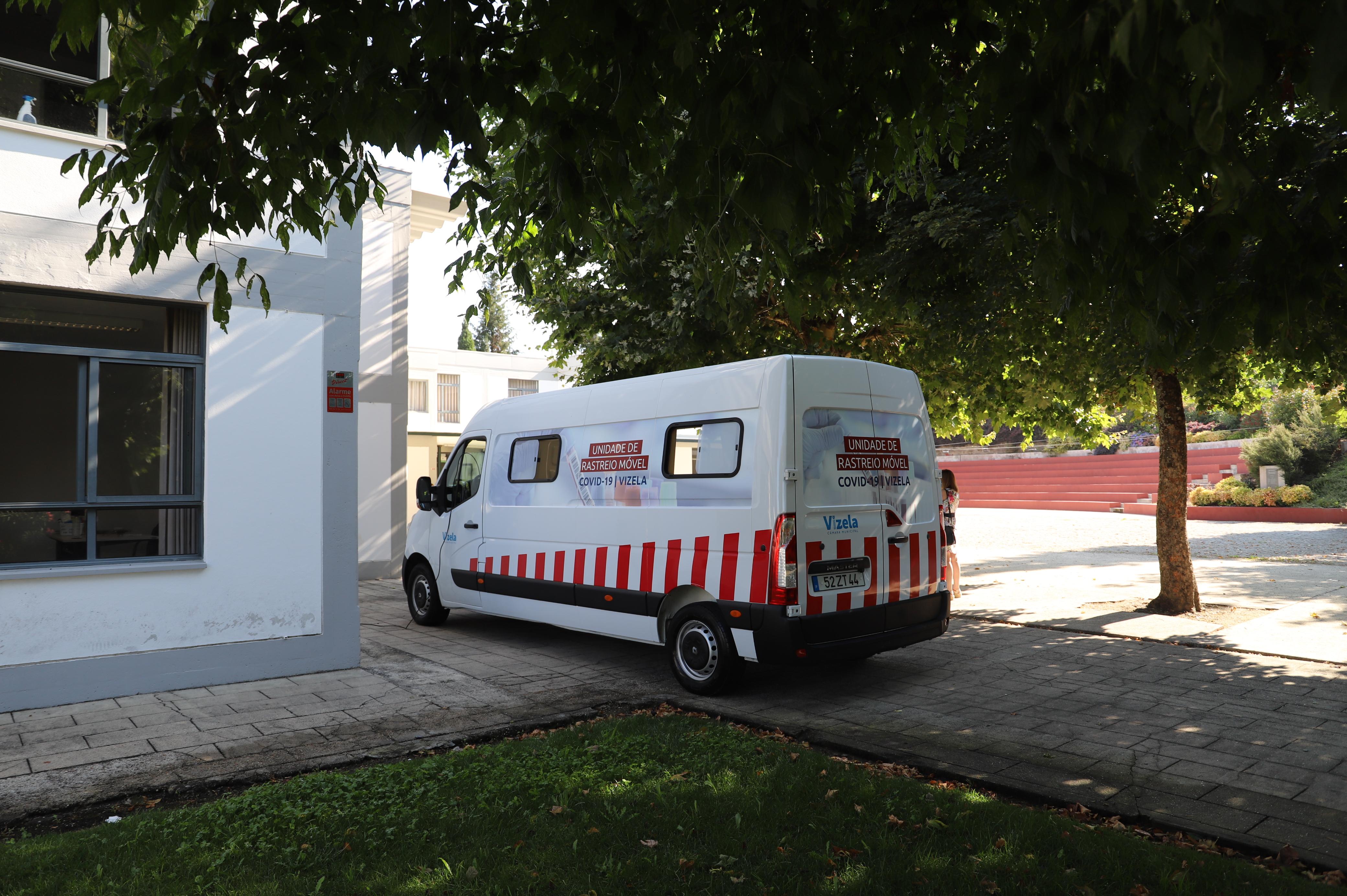 CÂMARA MUNICIPAL DE VIZELA REALIZOU TESTES COVID A ALUNOS DA ACADEMIA DE MÚSICA DA SOCIEDADE FILÁRMONICA VIZELENSE